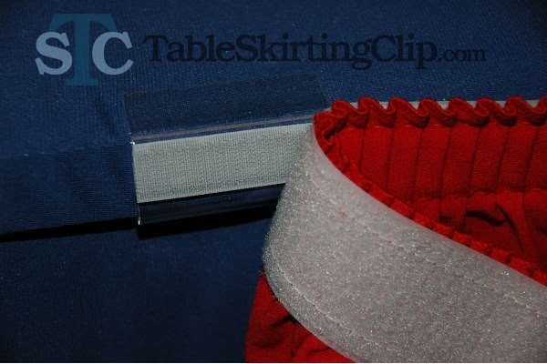 Superb Table Skirting Clips And Tablecloth Clips Download Free Architecture Designs Scobabritishbridgeorg