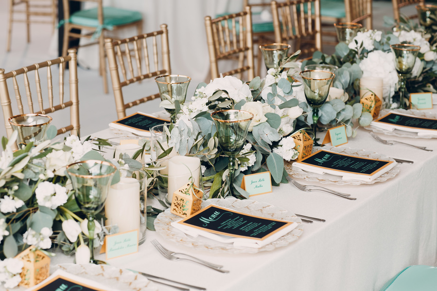 How Table Linens Benefit Event Planners