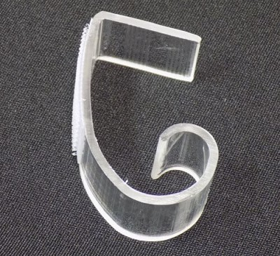 "JX Clip for 2.5"" to 3"" Thick Plastic Tables"