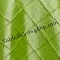 "72"" x 72"" Square Diamond Pintuck Tablecloths"