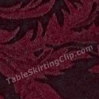 "60"" x 60"" Square Melrose Damask Tablecloths"