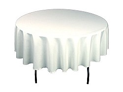 "Ultimate 108"" Round Tablecloth"